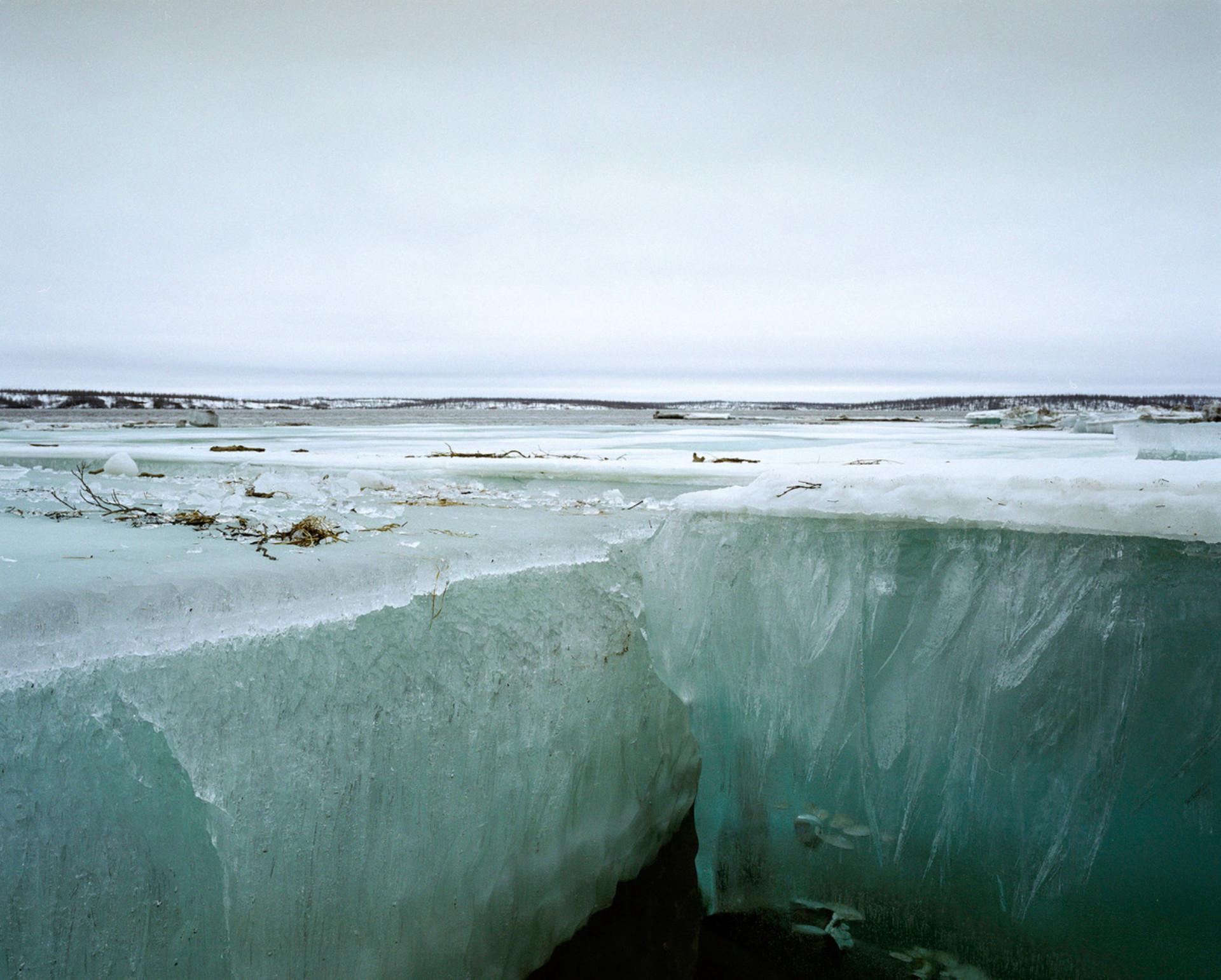 Liza Factor, La superficie della Siberia, Dudinka, 2001