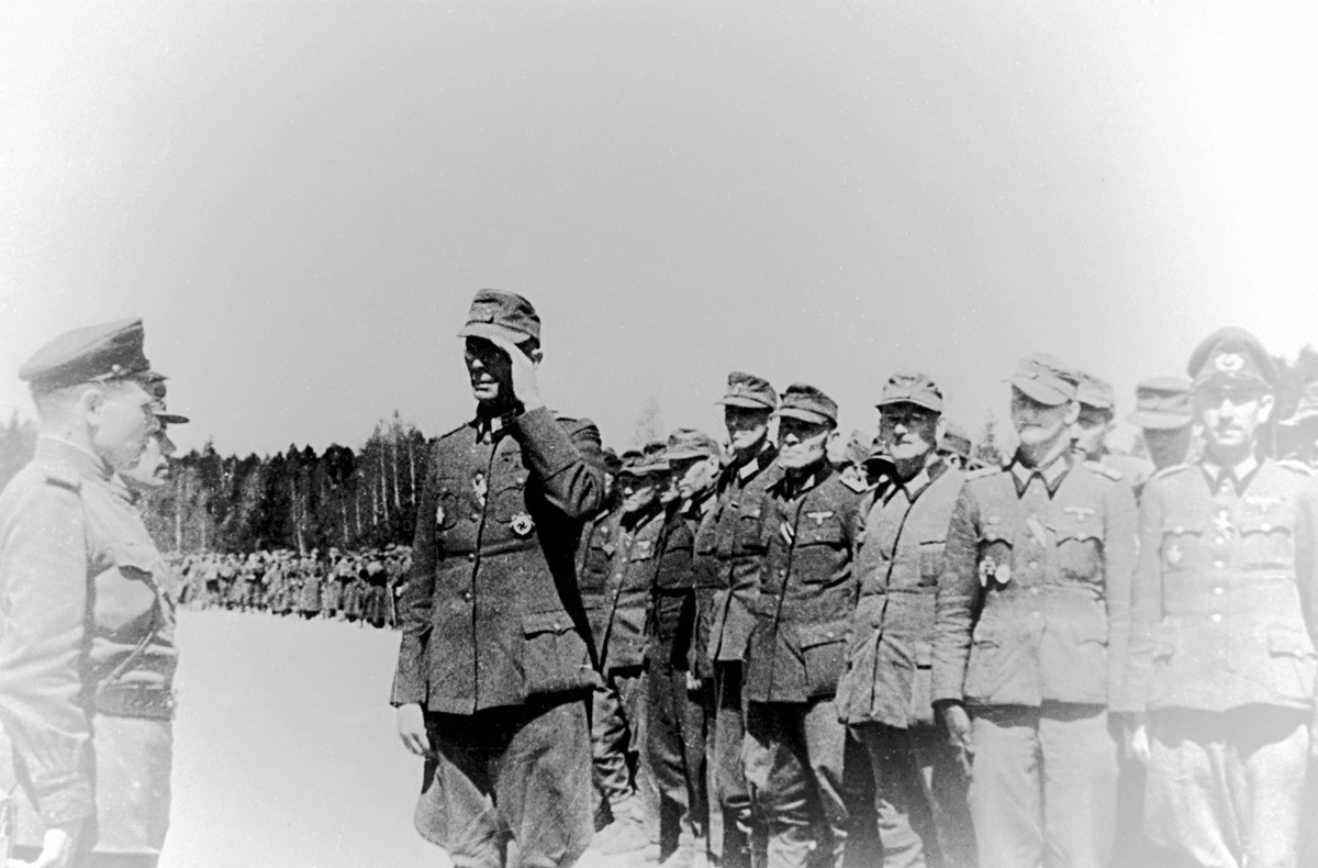 Agrupamento soviético