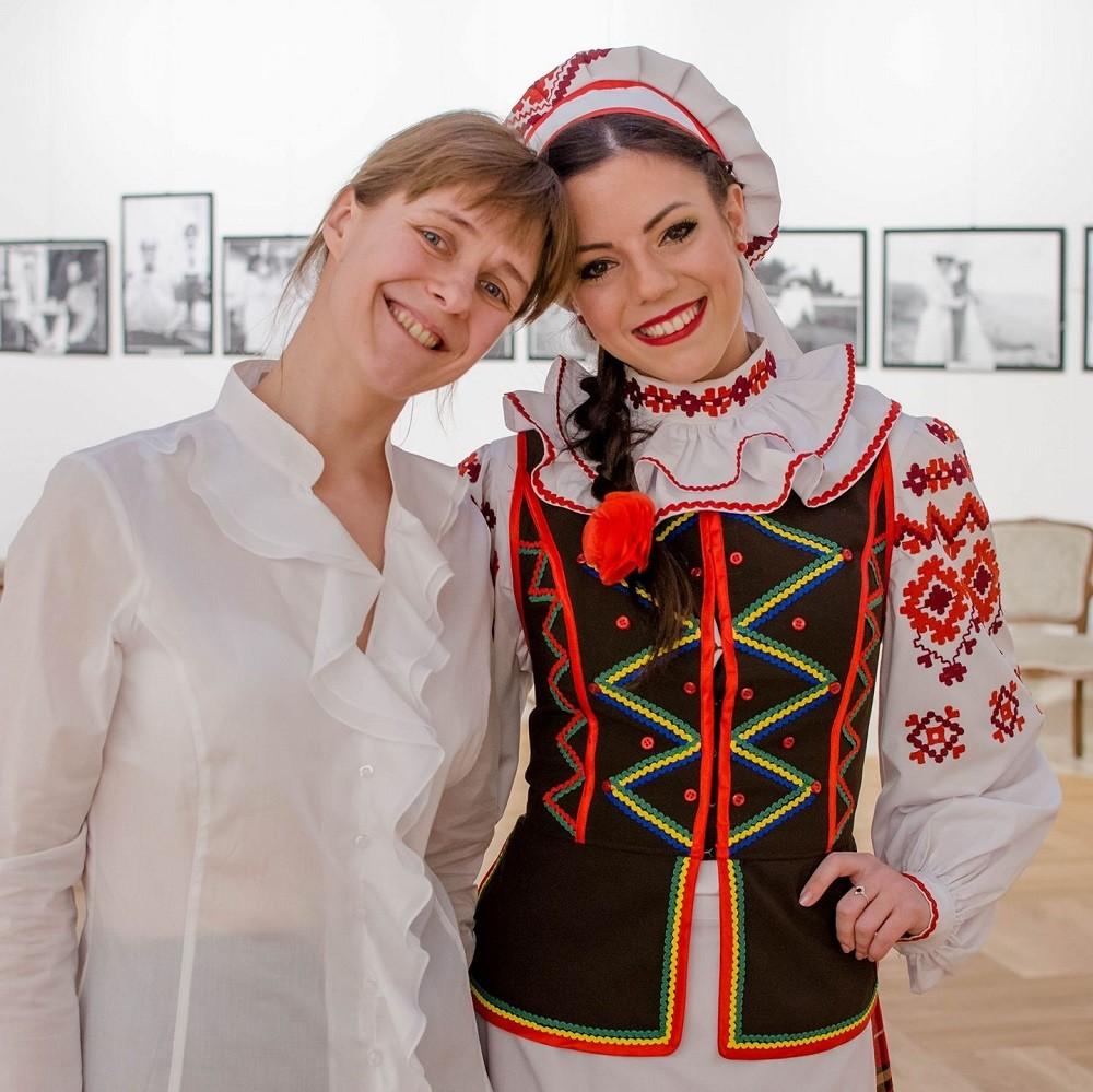 Александра Матрусова и Ана Грујић