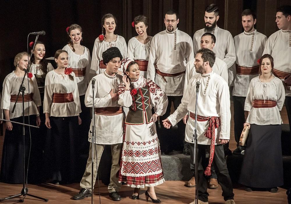Концерт у Руском дому, 28.04.2017.