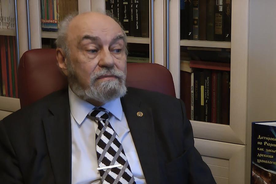 Валерий Чудинов смята руския народ за най-древен, макар да няма доказателства