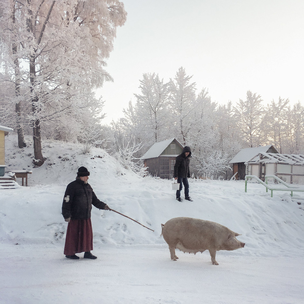 Dedovitchi, région de Pskov