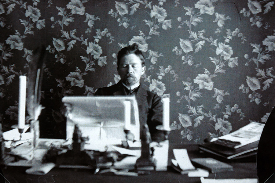 アントン・チェーホフ