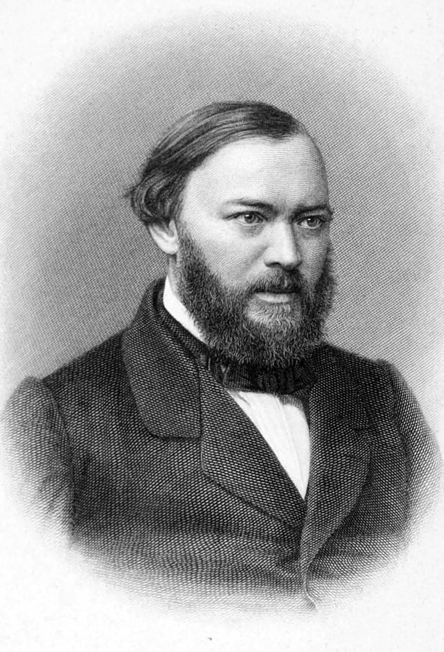 Alexander Ostrowski