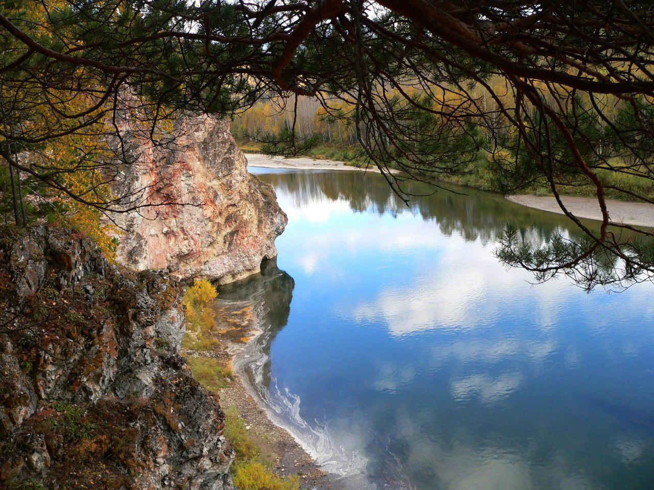 """Национални парк """"Шорски"""", Кемеровска област."""