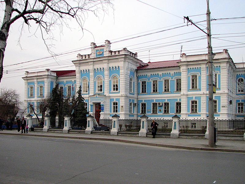 Državna kmetijska akademija v Tjumenu