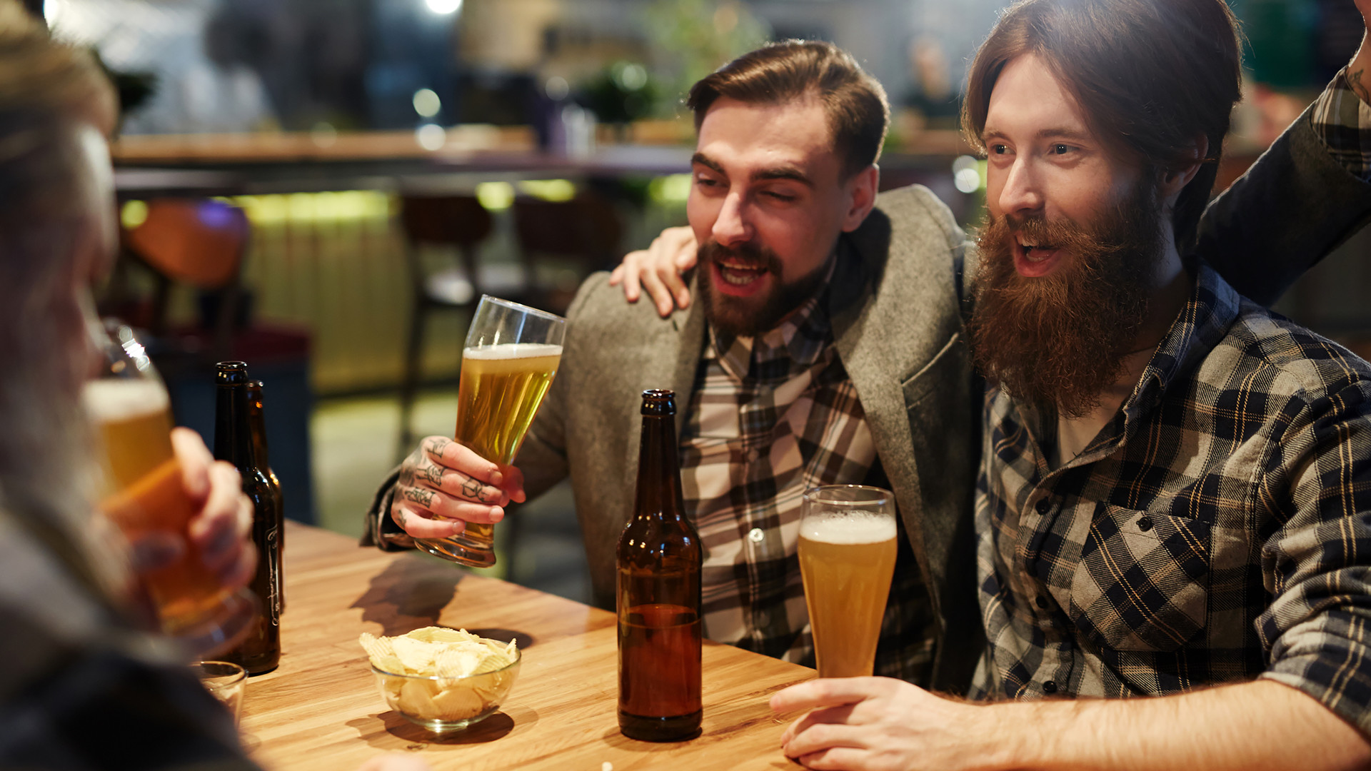 "Meet the ""Drinking Buddies"" – people who make money by drinking with you and listening to your stories"