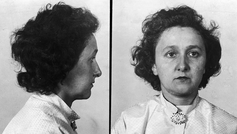 Ethel Rosenberg.