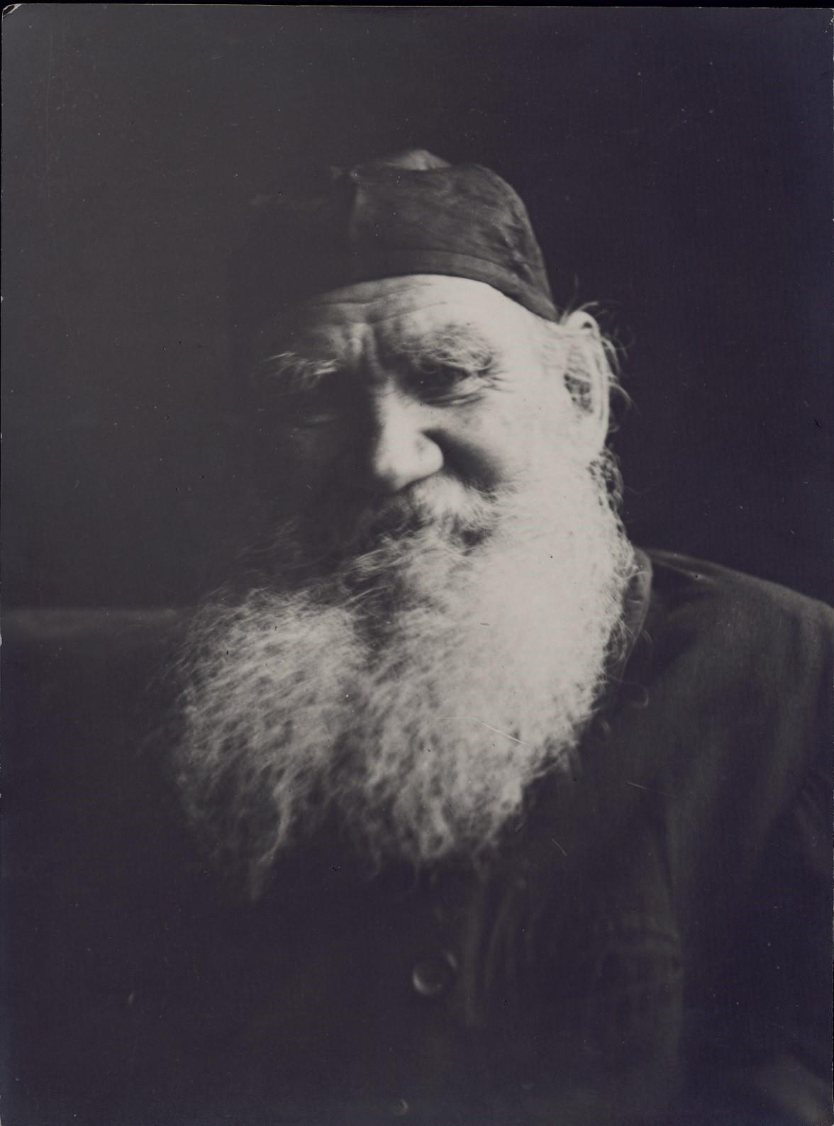 Foto de la serie de Vladímir Cherktov, Yásnaia Poliana.