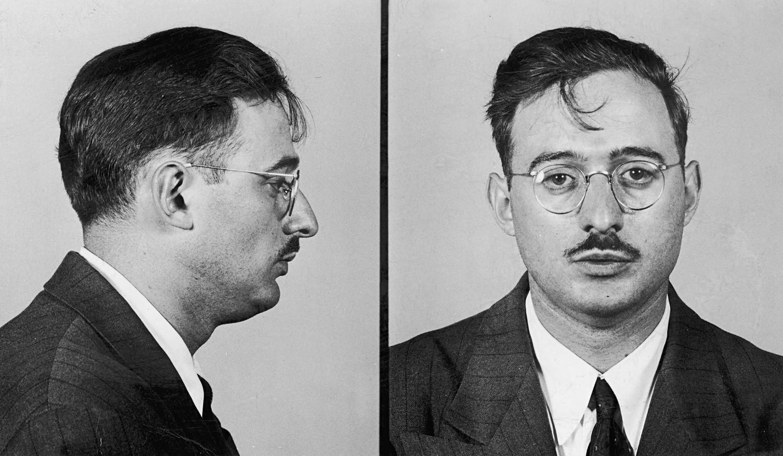 Julius Rosenberg.
