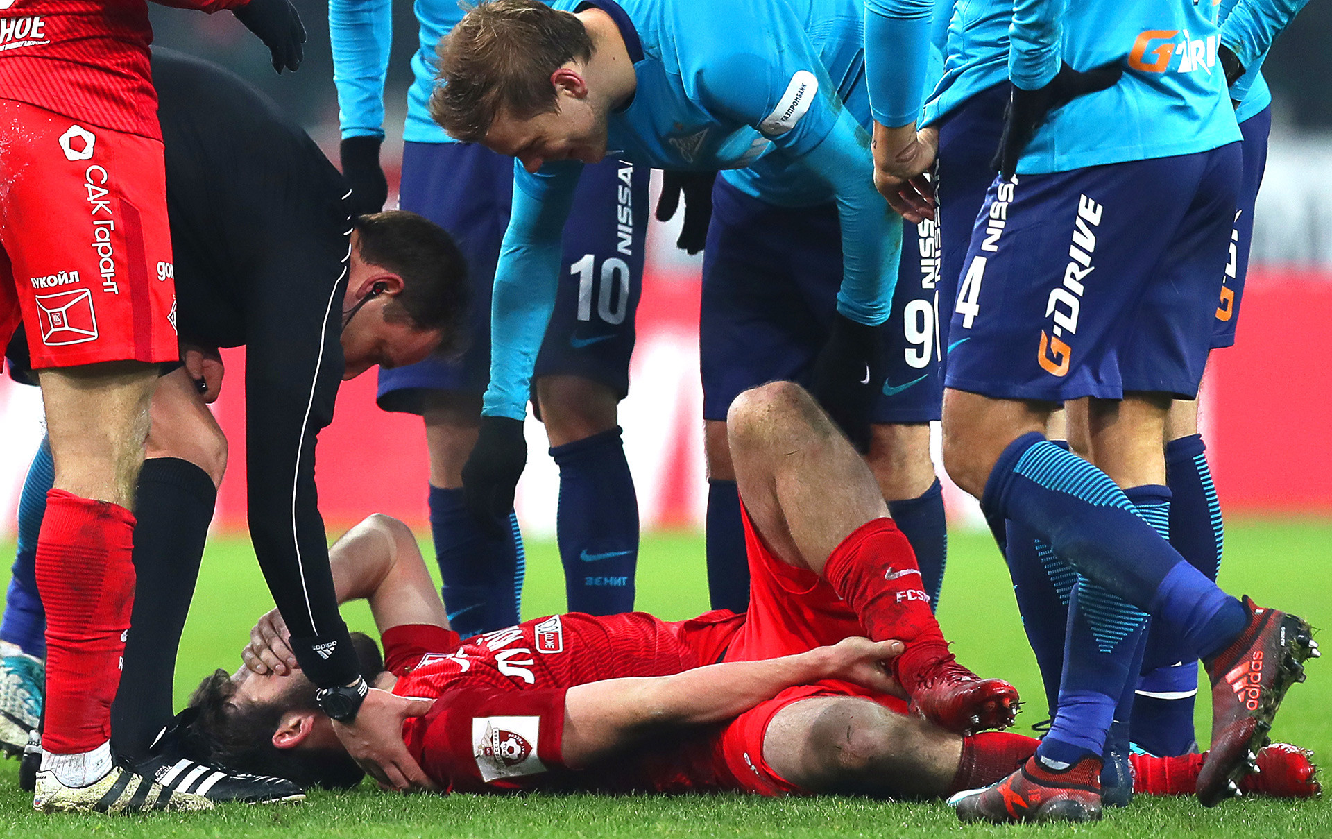 National team hopeful Georgi Dzhikiya is likely to miss out on World Cup action following a cruciate ligament injury in January