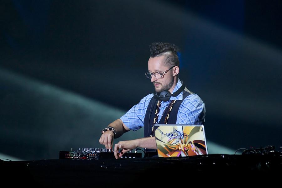 DJ Vadim.