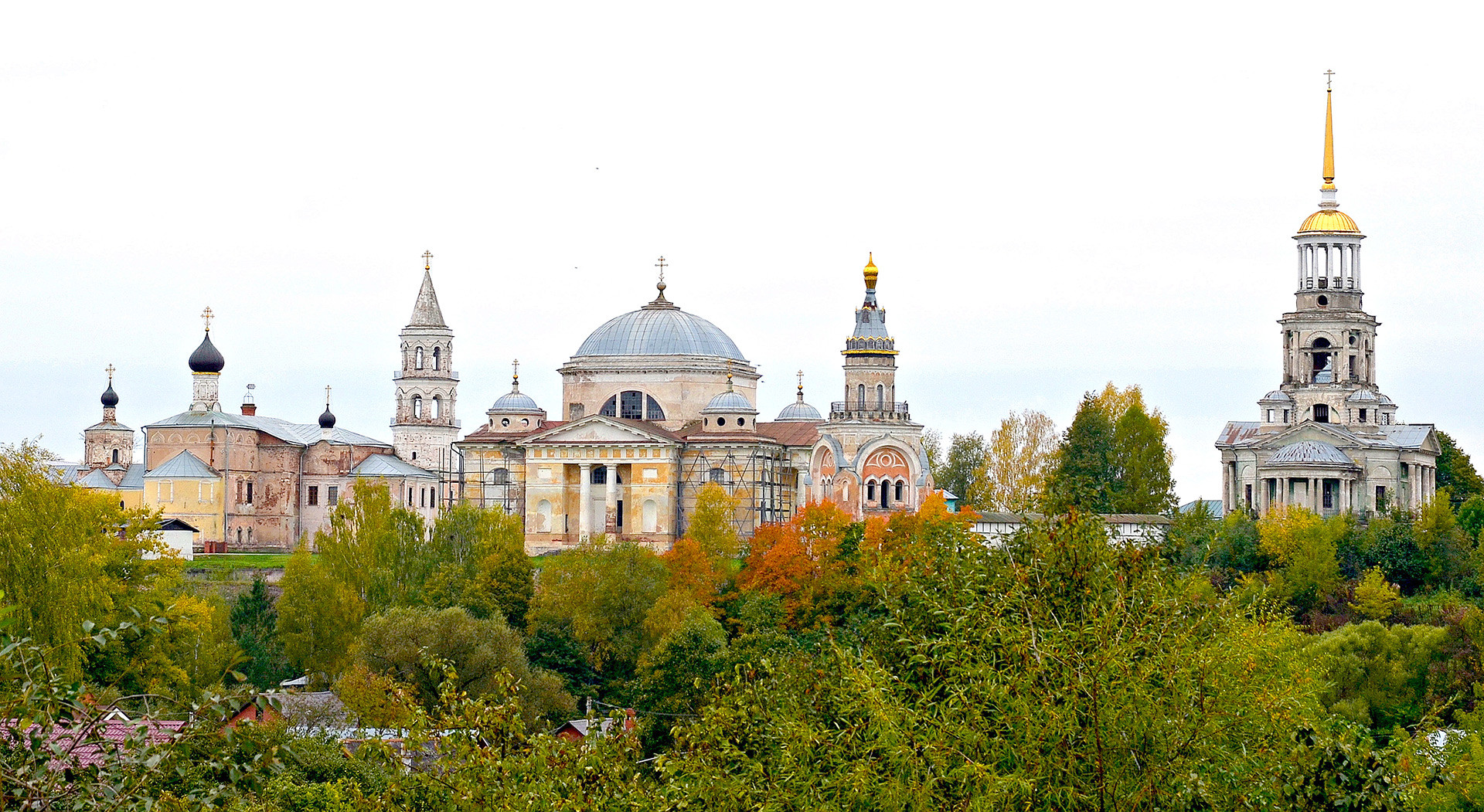 St. Boris and Gleb Monastery