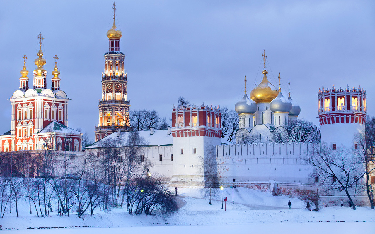 Новодевичански манастир у Москви