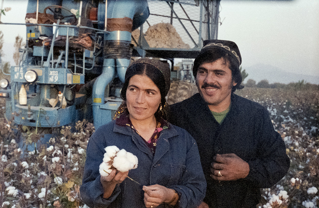 Republik Sosialis Soviet Tajikistan, 1980.