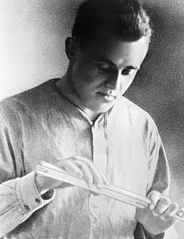 L'ingegnere Sergej Korolev (1907 - 1966)