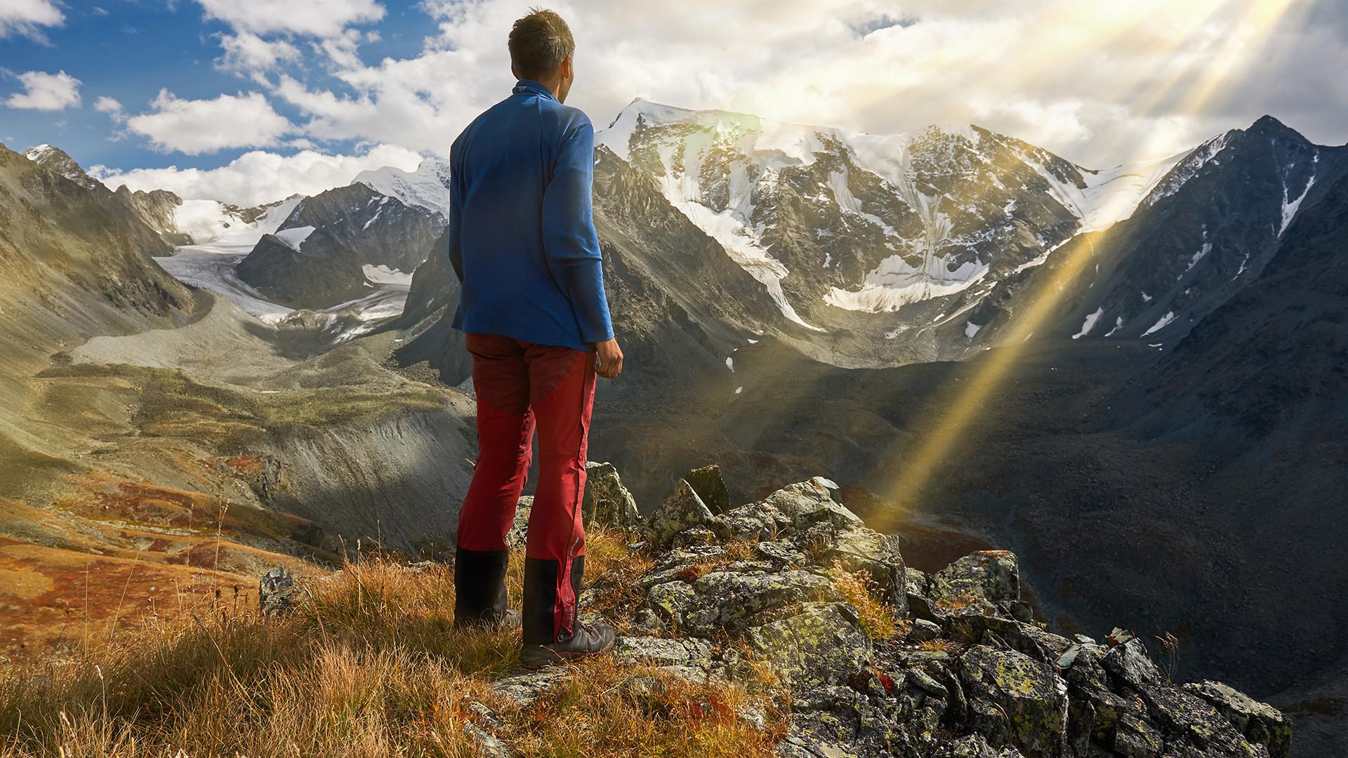 Hal yang lebih baik dari semua pegunungan adalah gunung yang belum pernah didaki!