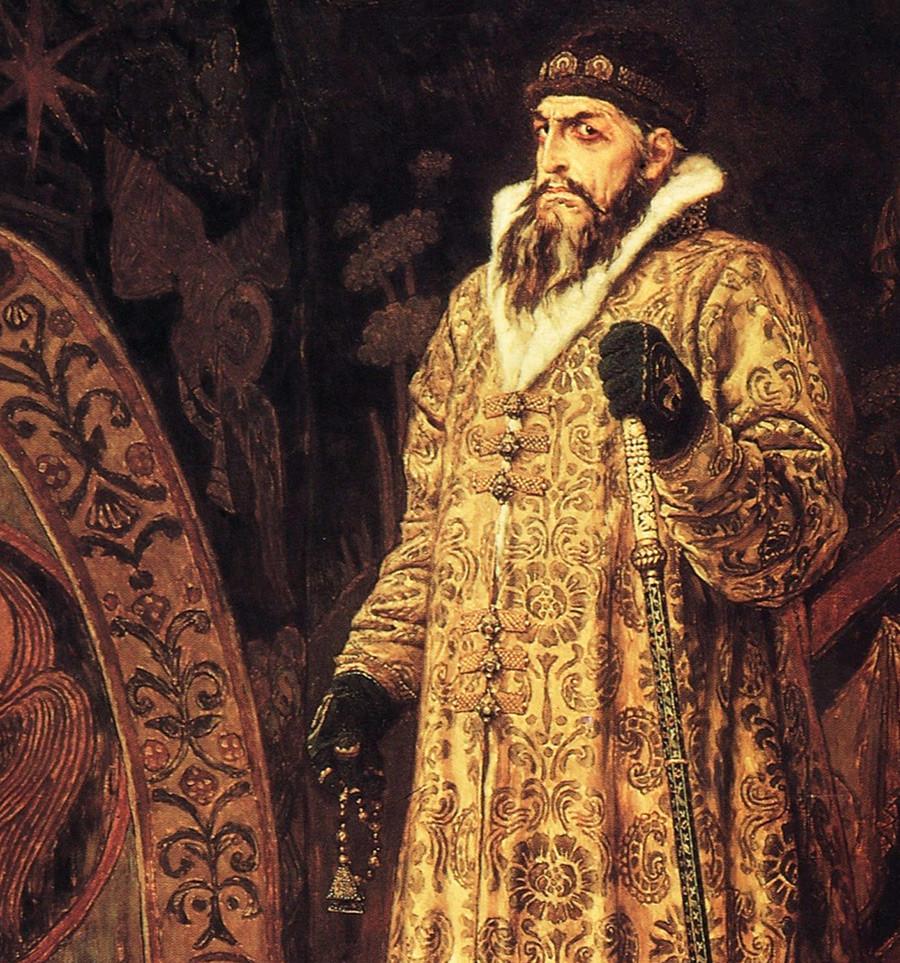 Иван IV је био суров као владар, али је схватао колико је за Русију важно да има луке на Балтику.