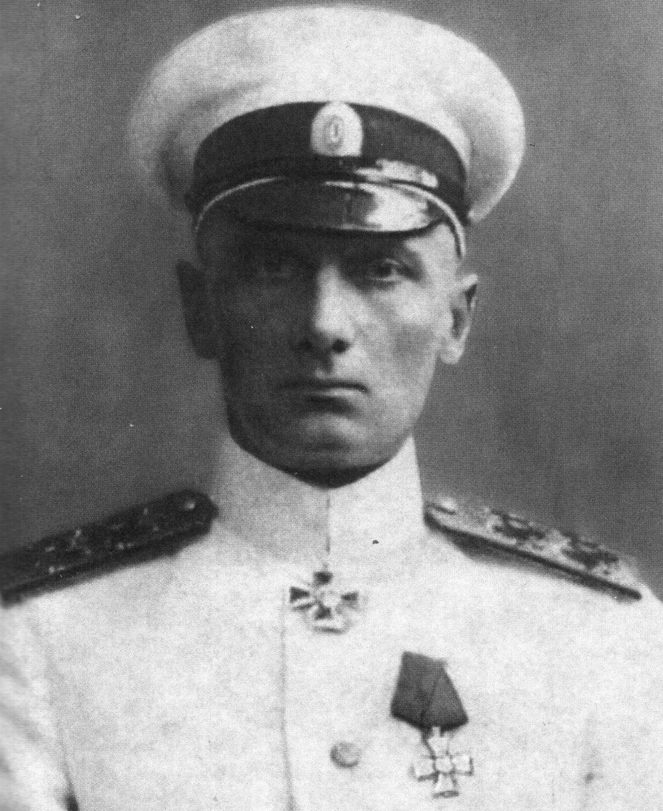 Alexander Koltchak