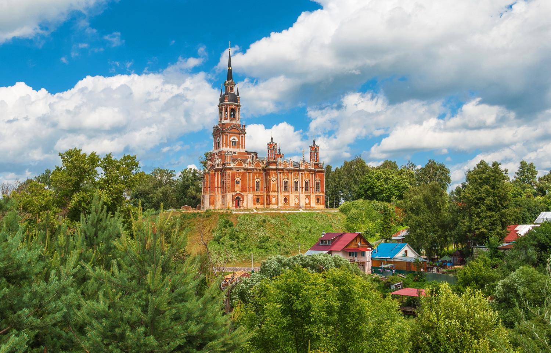 Nova Nikoljska katedrala.