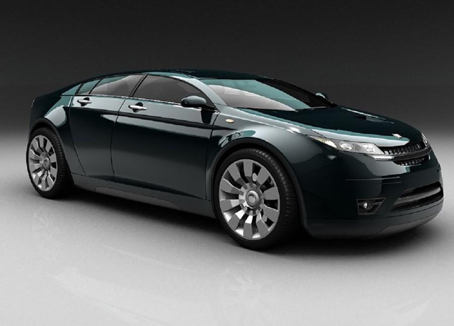 Volga 5000 GL