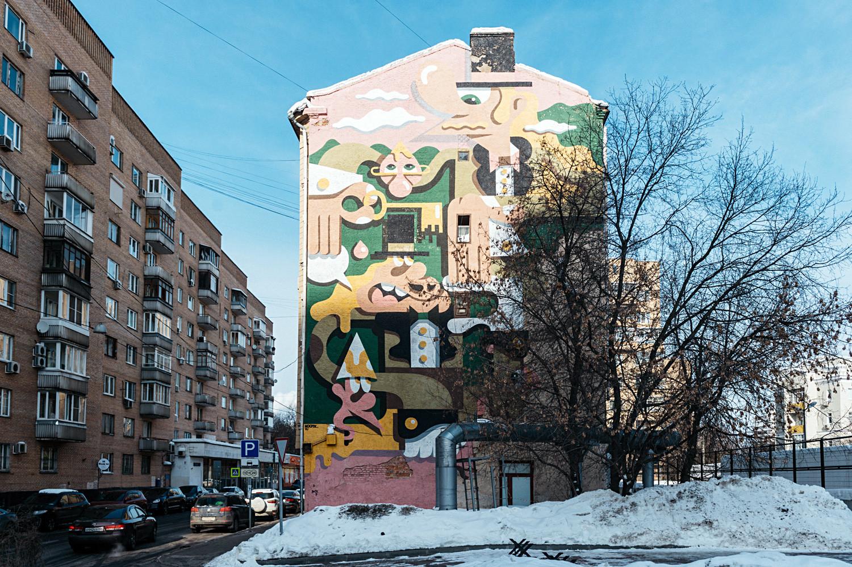 Vova Kupalov's (Nootk) work