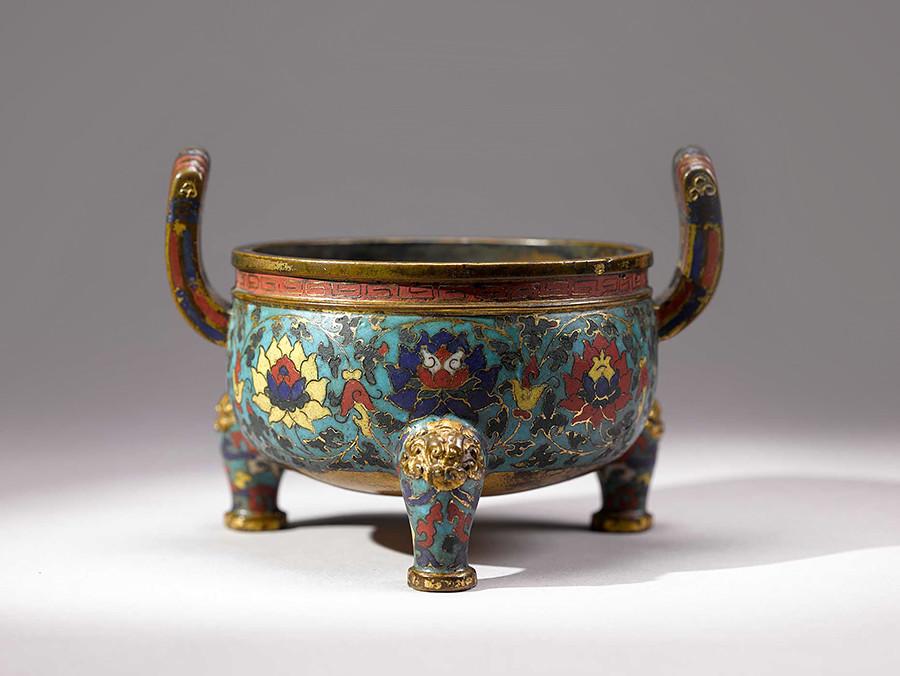 明朝(1368〜1644)、銅