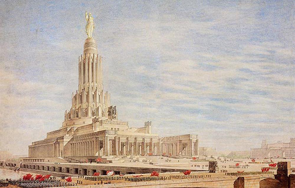 Palais des Soviets