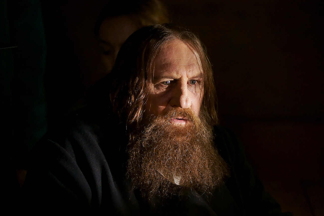 Depardieu interpreta Rasputin