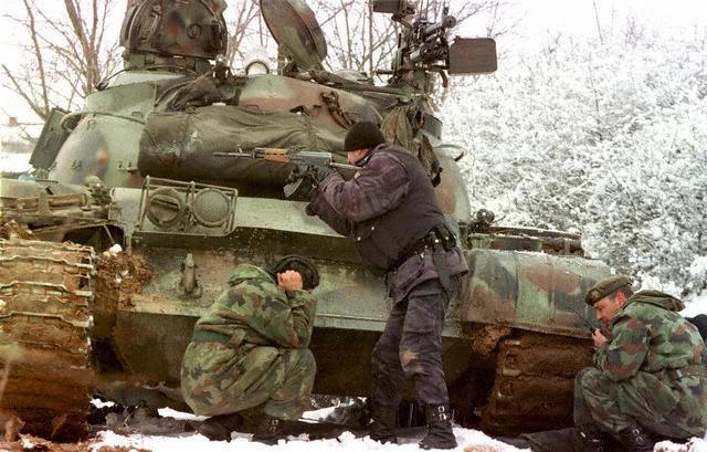 Тенк Т-55
