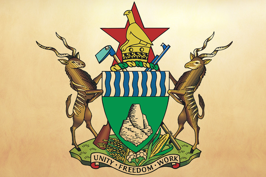 Грбот на Зимбабве