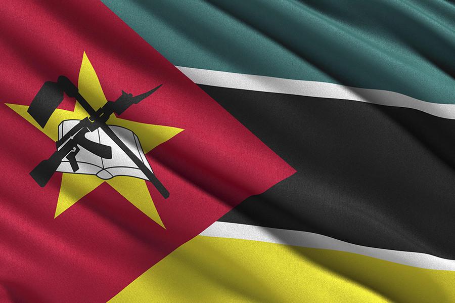 Знамето на Мозамбик