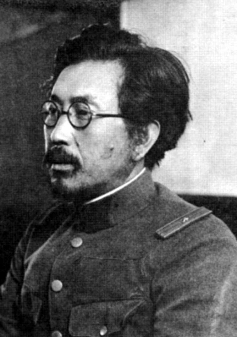 IMG: Major Širo Iši, vodja »Odreda 731« in glavni zagovornik napada na Sovjetsko zvezo z nalezljivimi boleznimi.