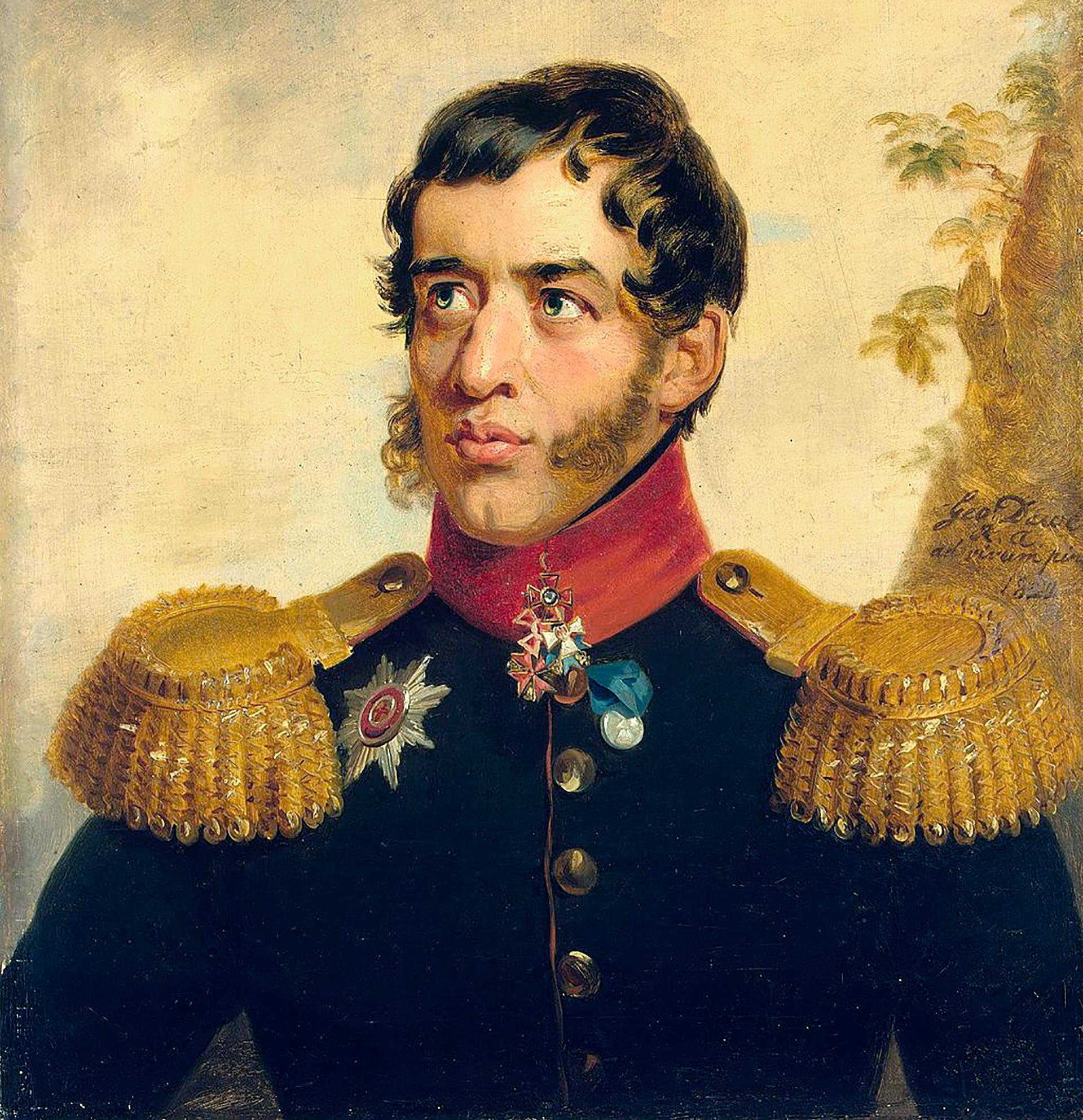 Сергей Волконски