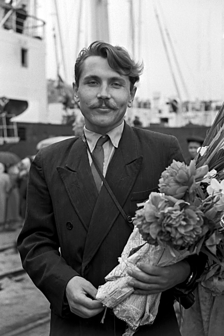 Leonid Rogozov.