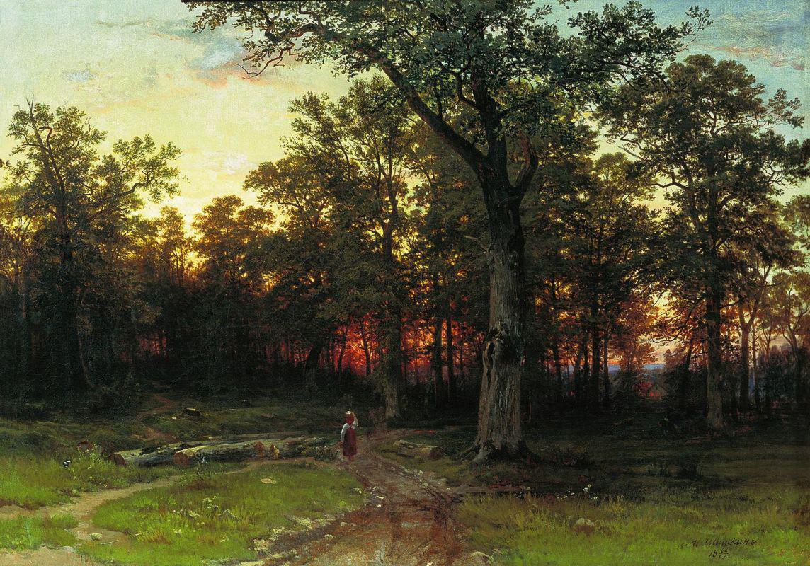 """""""Шума у предвечерје"""""""