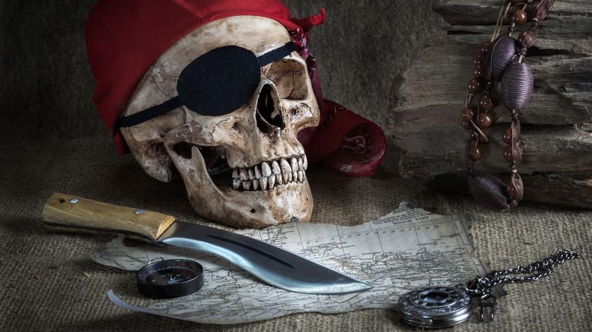 Руските владетели прибягват до услугите на пиратите