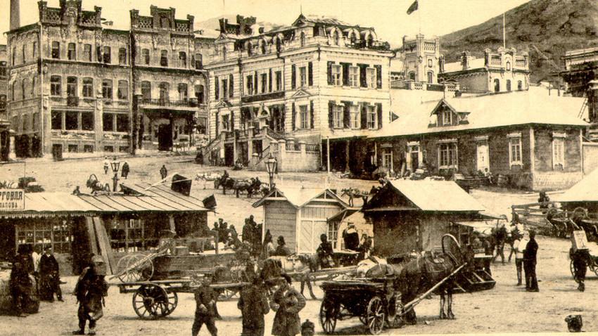 Pemda Vladivostok pada abad ke-19 memiliki kesan positif terhadap para imigran Korea.