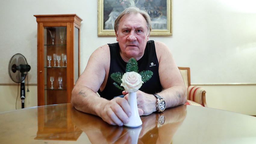 Актьорът открива спокойствието на традиционализма в руската провинция