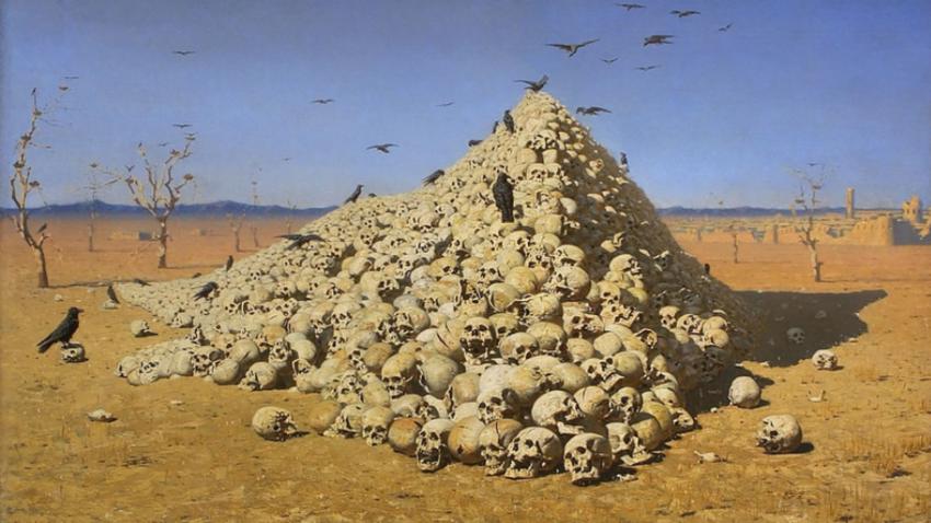 Apoteoza vojne