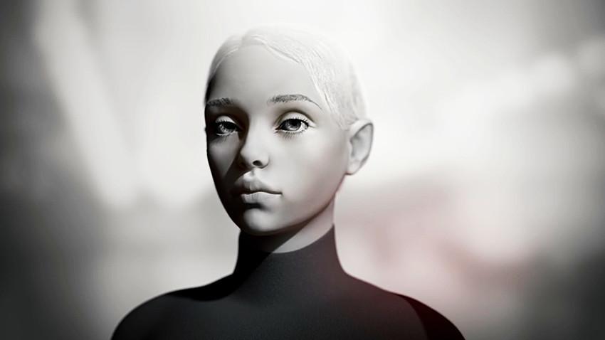 Vera versi AS emiliki tampilan baru yang lebih modis, sesuai untuk mewawancarai orang-orang dengan latar belakang teknologi.