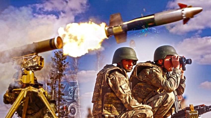Руски противтенковски систем 9К135 Корнет-Е постао главни адут турске копнене војске