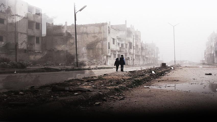 """""""Да израснеш с войната: децата на Сирия"""""""