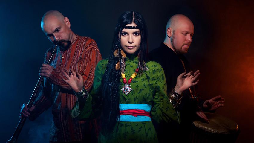 Acht russische Folk-Bands, die Sie überraschen werden