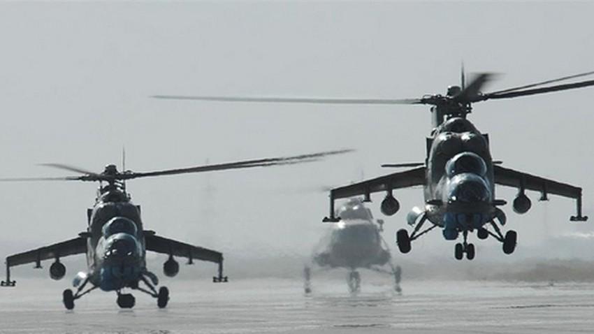 Хеликоптери Ми-35