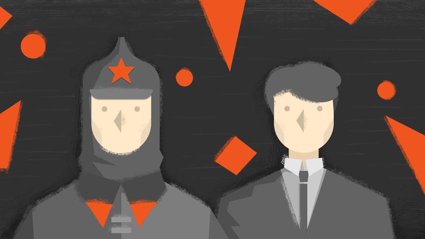 В Русия все още има комунисти – но това не означава, че цялата страна продължава да симпатизира на Карл Маркс и неговите идеи.