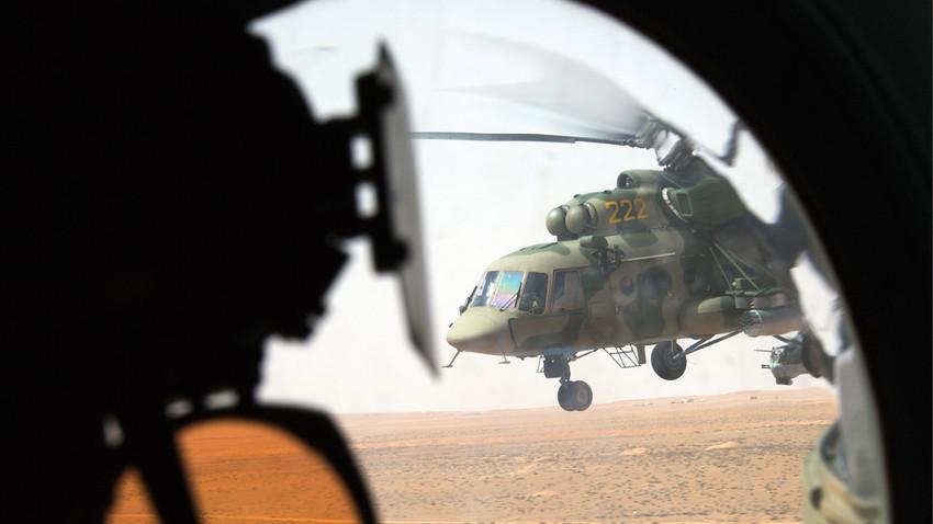 Mi-8 AMTŠ Terminator