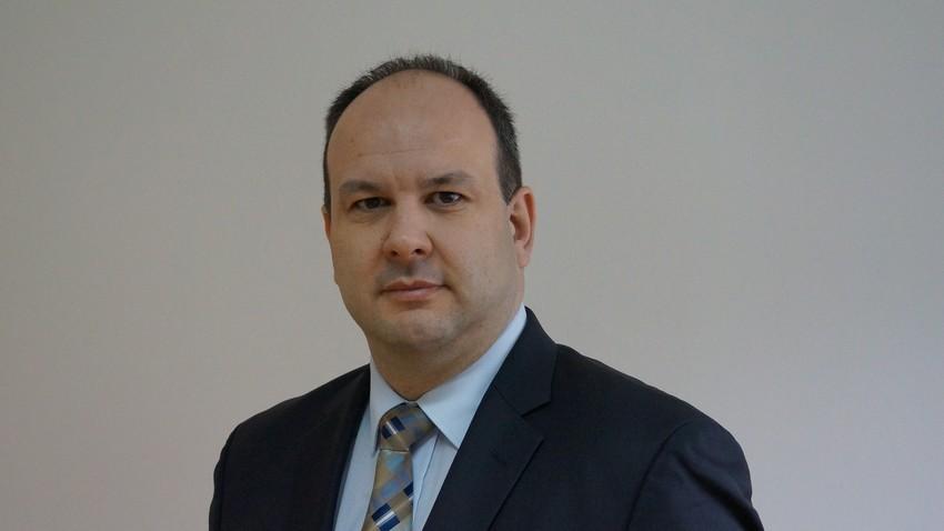 Извршниот директор на Македонско-руската стопанска комора м-р Дејан Бешлиев