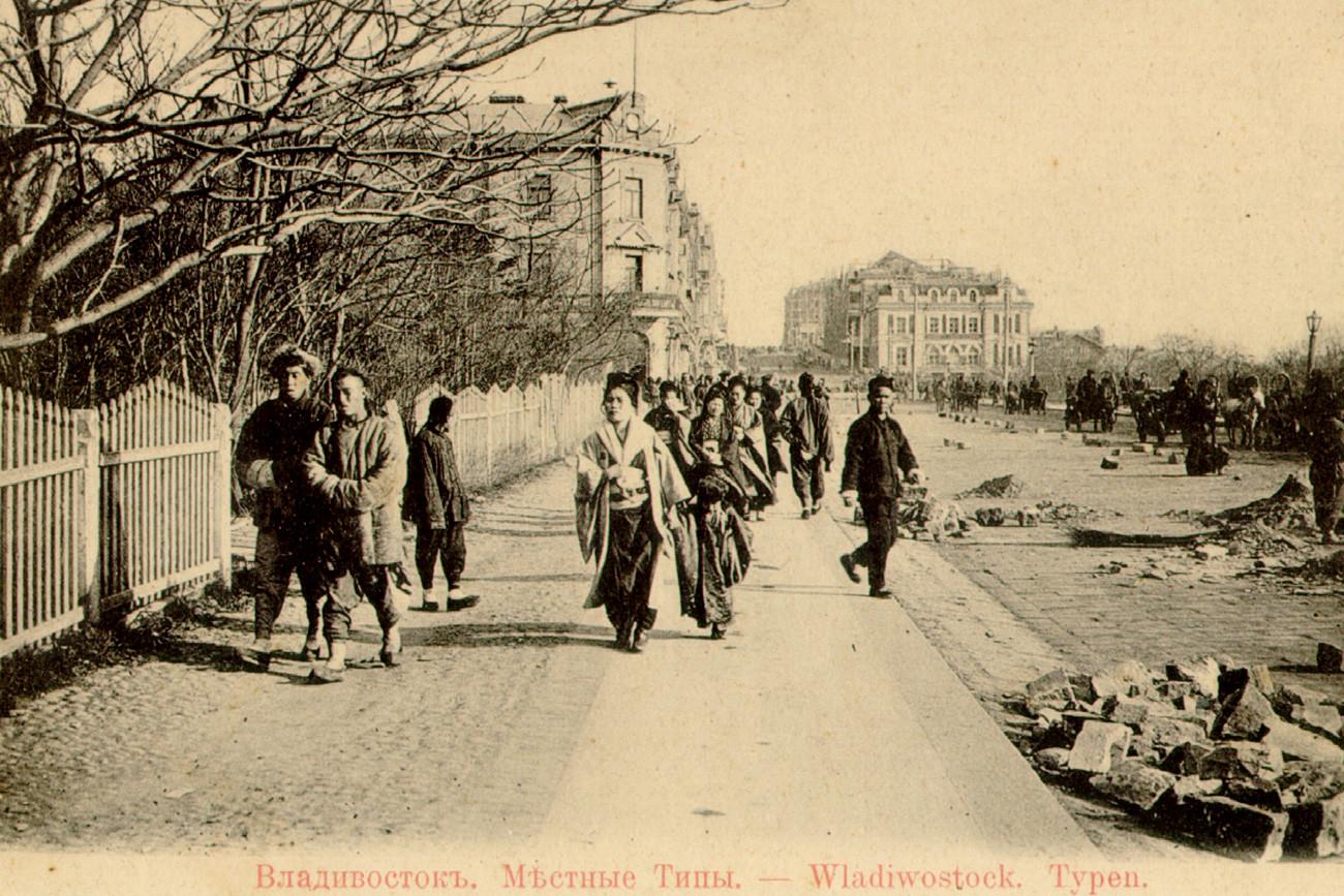 Imigran Korea melihat Timur Jauh Rusia sebagai tanah penuh peluang.
