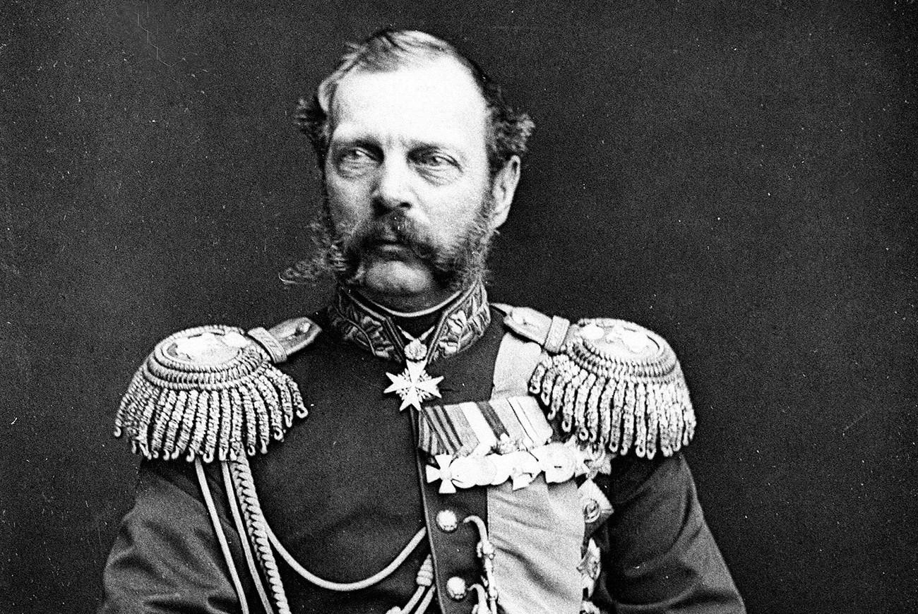 Aleksandr II.